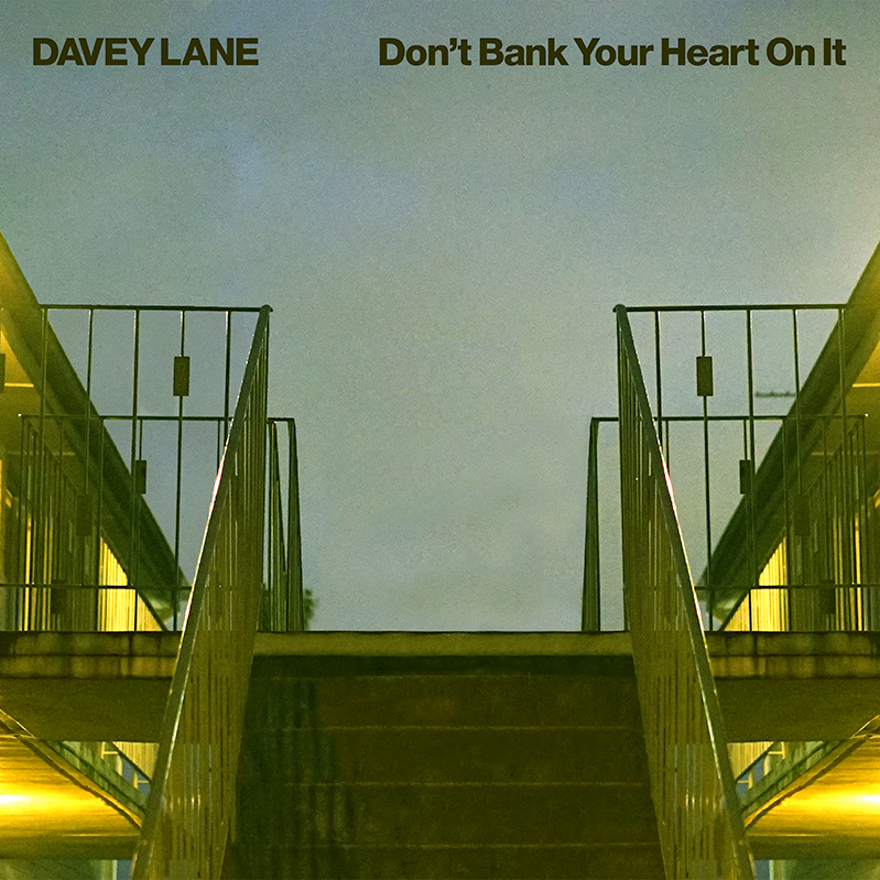 Cover art of Don't Bank Your Heart On It by Davey Lane