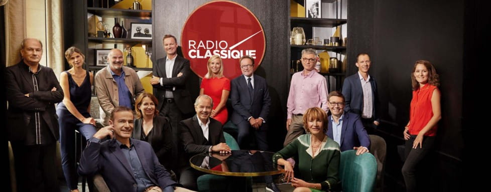 Interview with Eric Salobir - Radio Classique with Dimitri Pavlenko