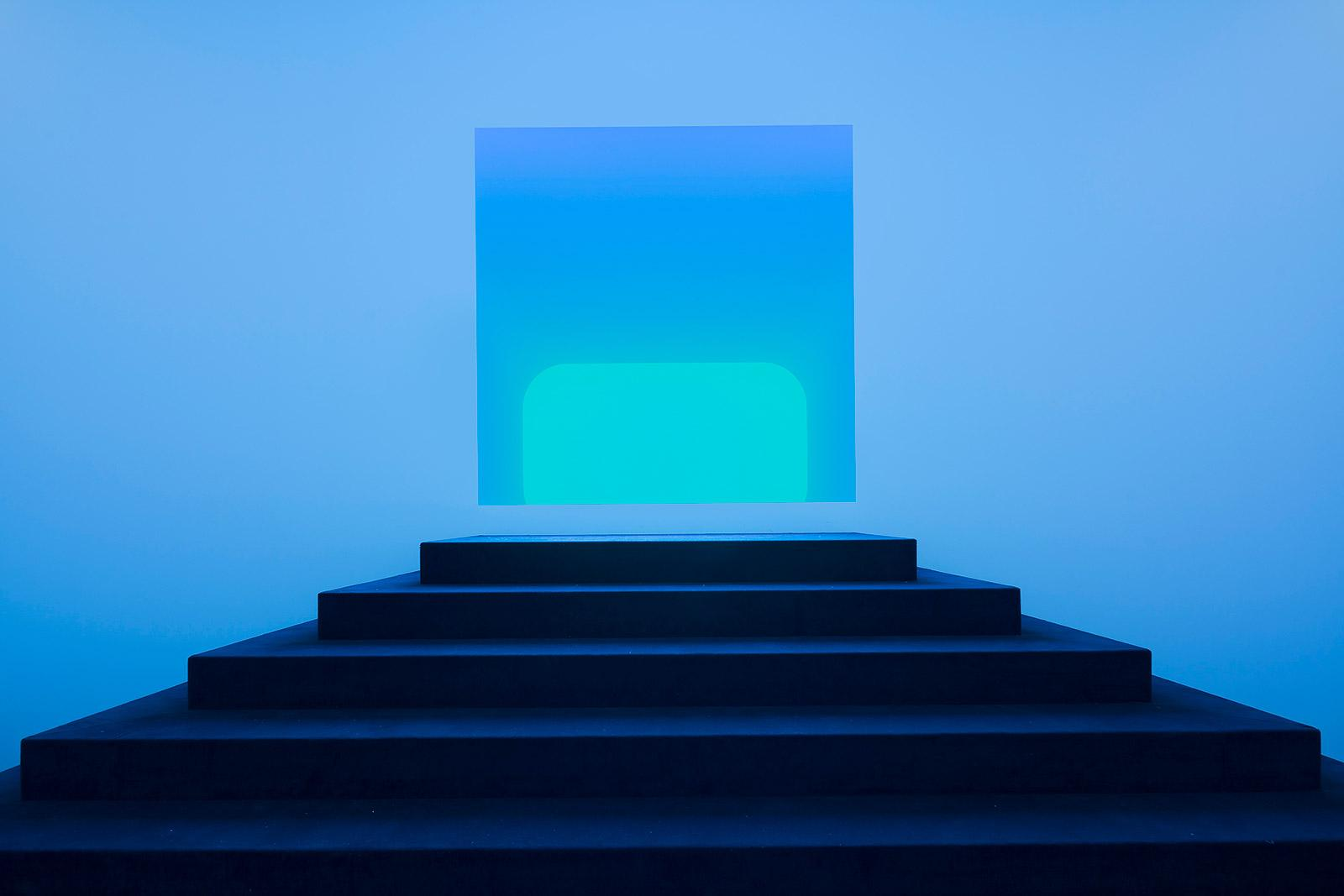 James Turrell installation