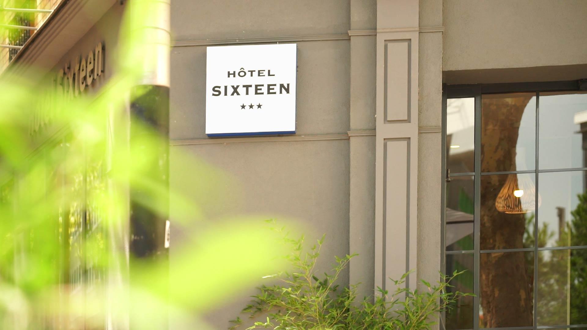 Hôtel Place Jean-Jaurès 92120, Hotel Sixteen Paris Montrouge, à coté de la porte d'Orléans,