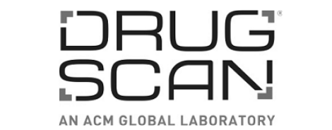 Drug scan logo