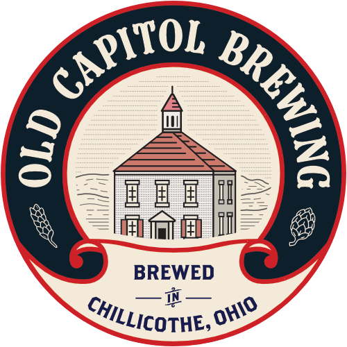 Old Capitol Brewing big brand logo.