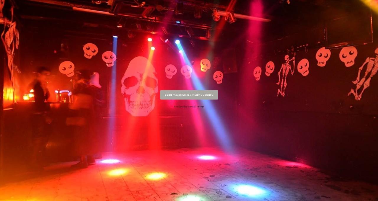 Virtualna Virtual Club in Zagreb Croatia