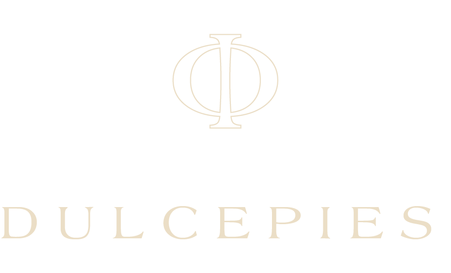 Logo de Dulcepies claro
