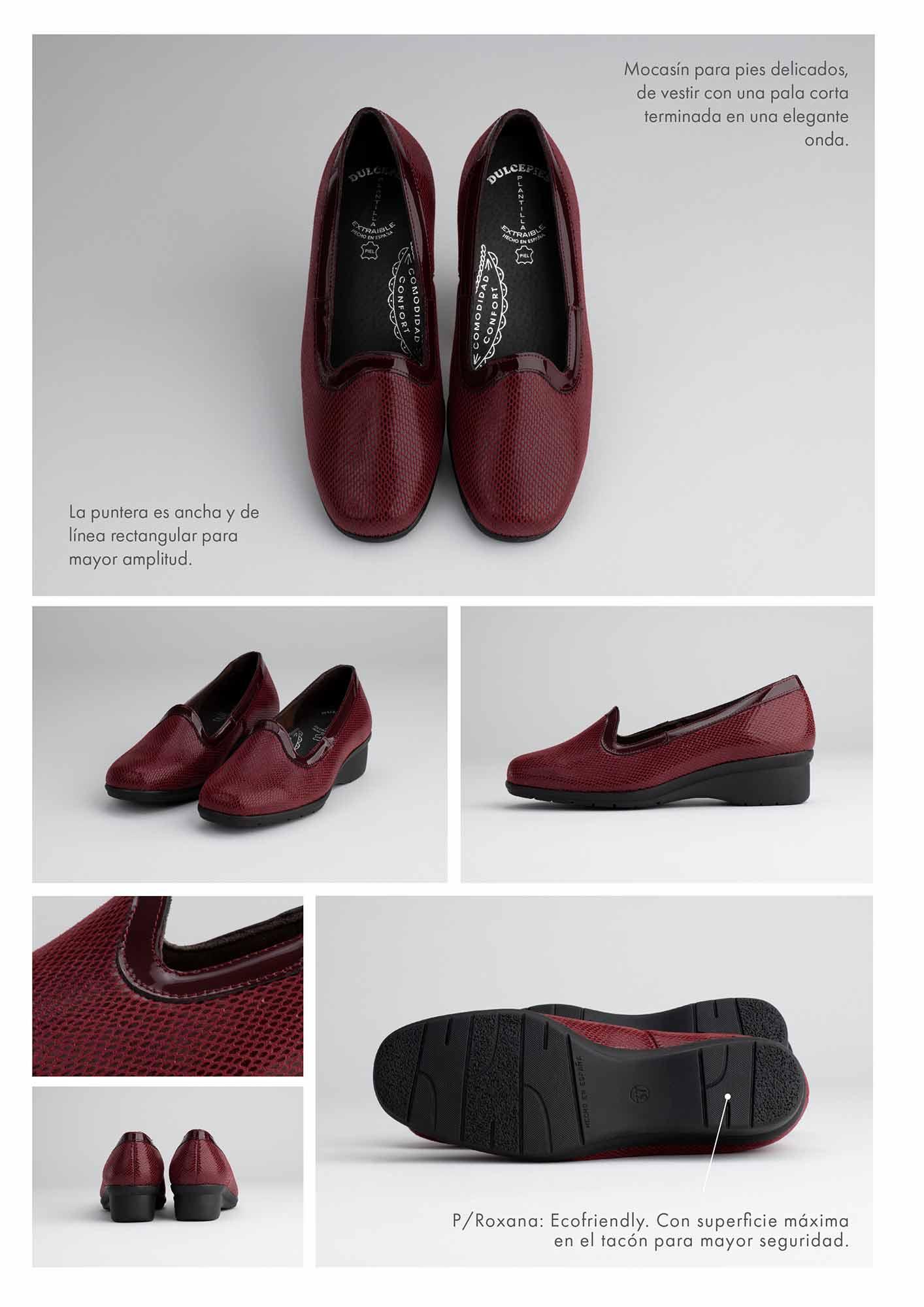 Cátalogo de zapatos de Dulcepies otoño