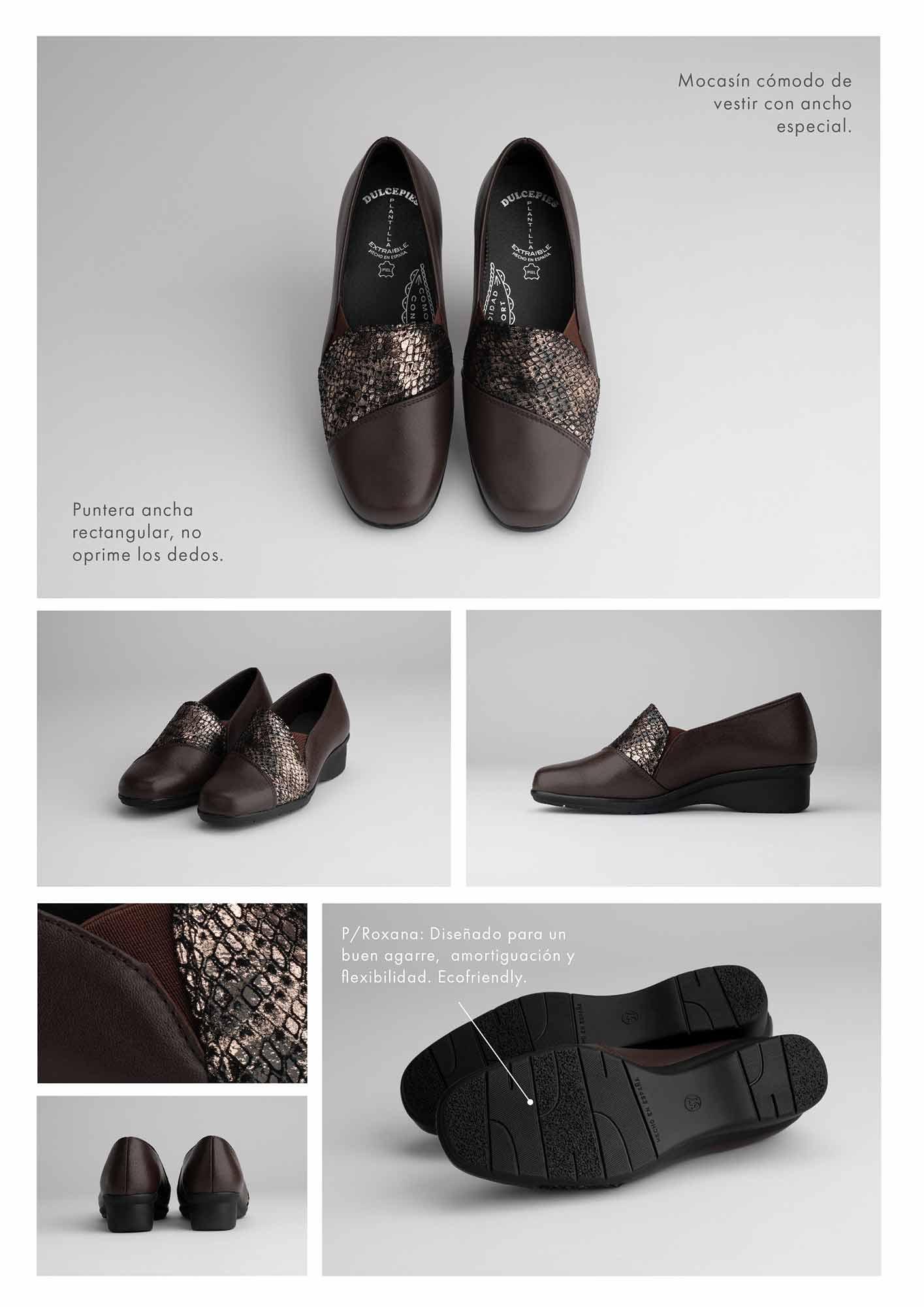 Cátalogo de zapatos