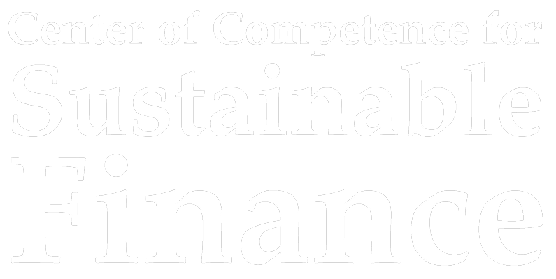 Logo Center for Sustainable Finance and Private Wealth