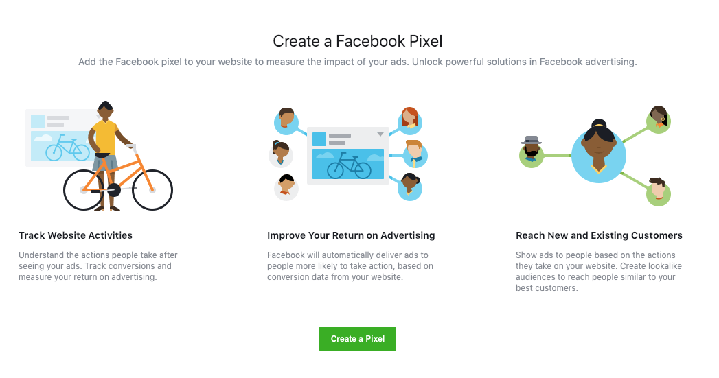 Where To Create Facebook Pixel