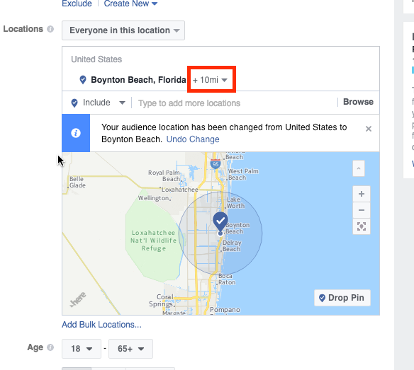 Local Business Marketing Tip for Facebook