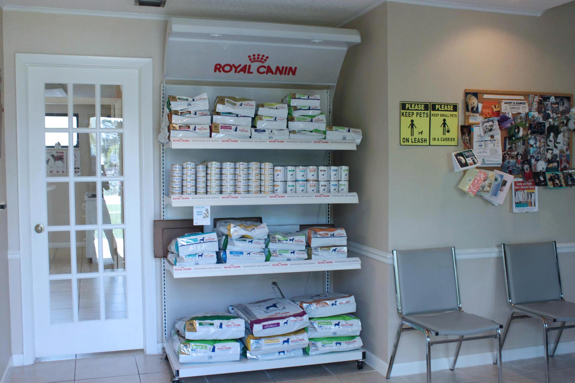 Ocean Animal Hospital Office