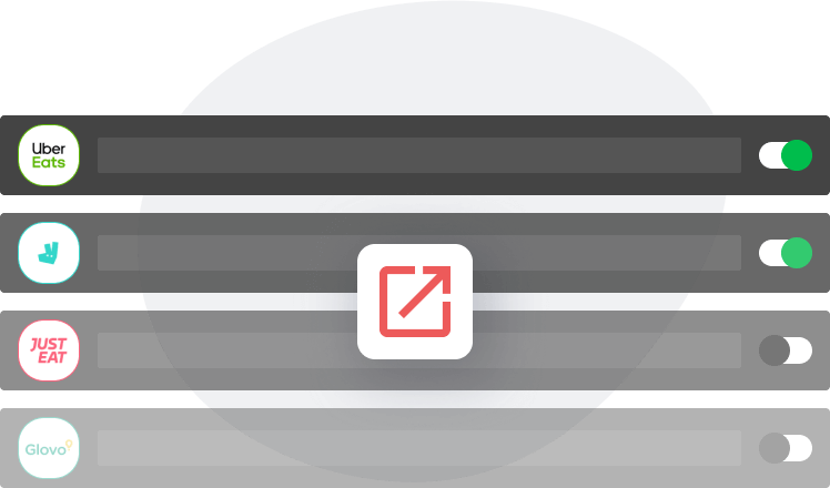 Simplicité d'exportation des données depuis RusHour