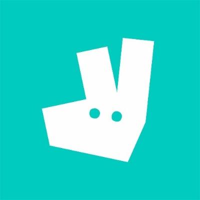 Logo de la plateforme de livraison