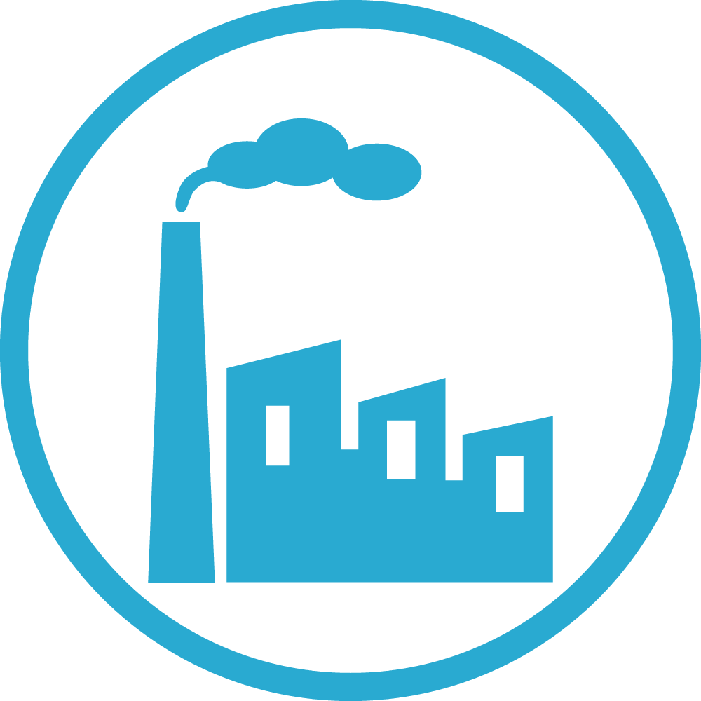 X-Stream Clean® - manufacture industry icon