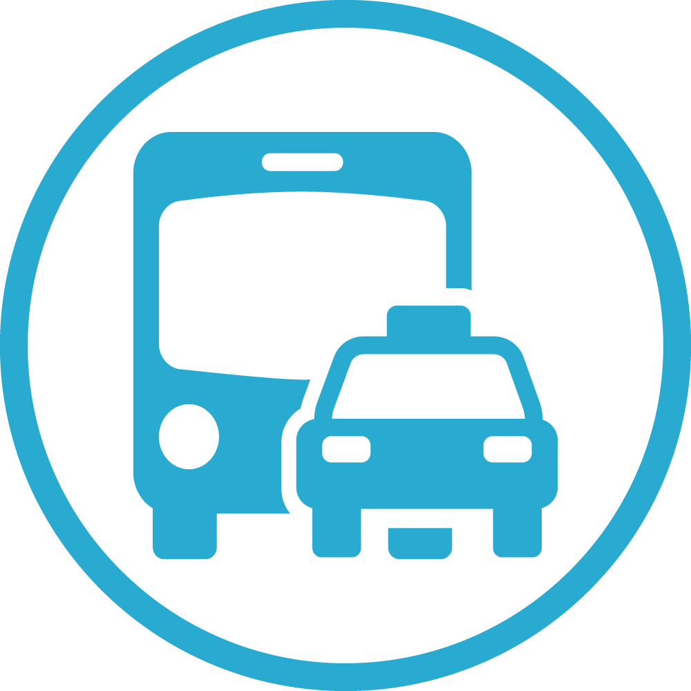 X-Stream Clean® - transportation industry icon