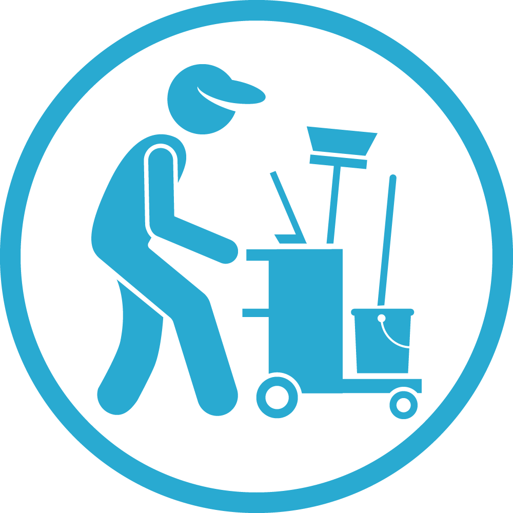 X-Stream Clean® - janitorial industry icon