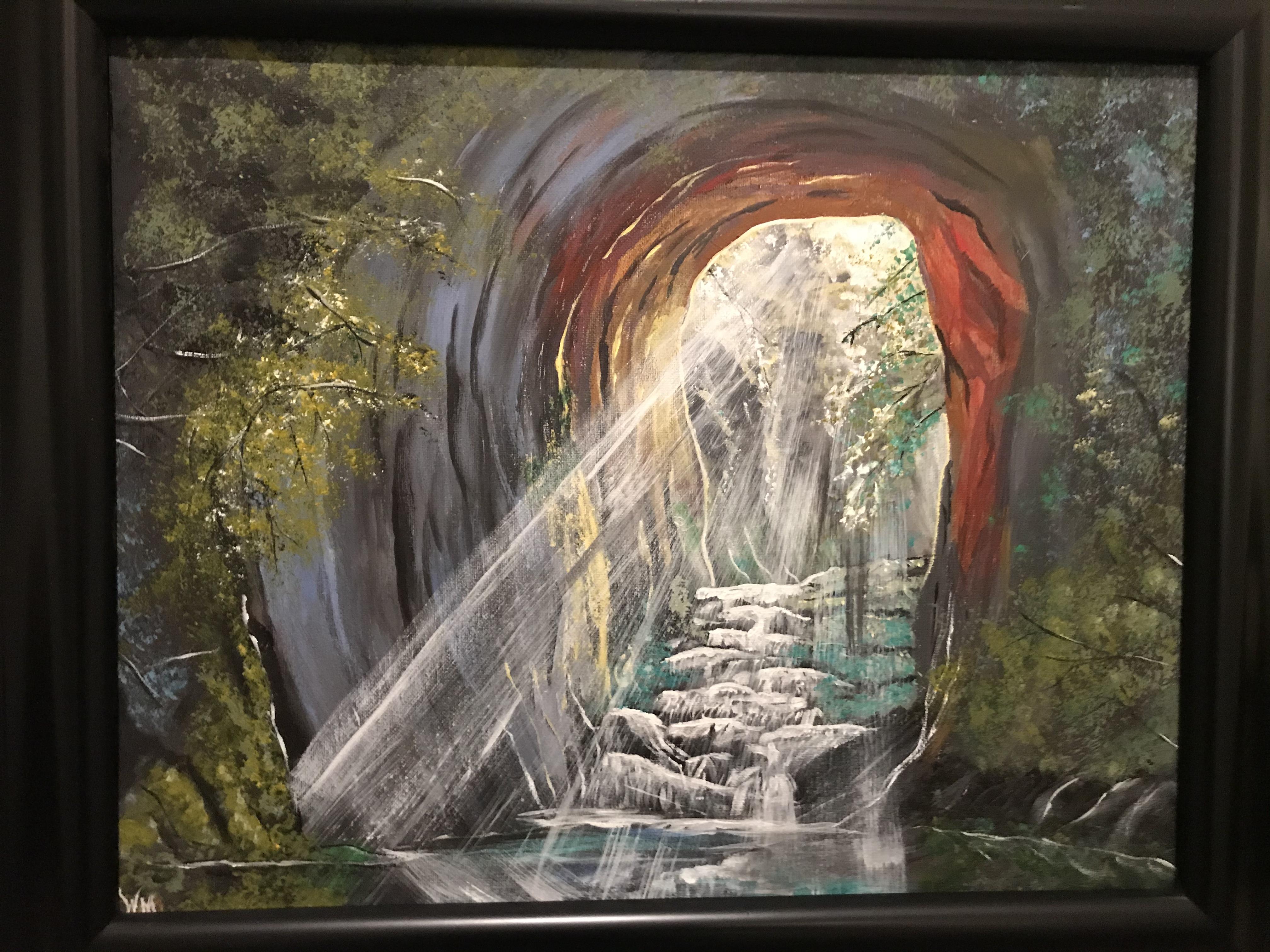 Nizumo Falls