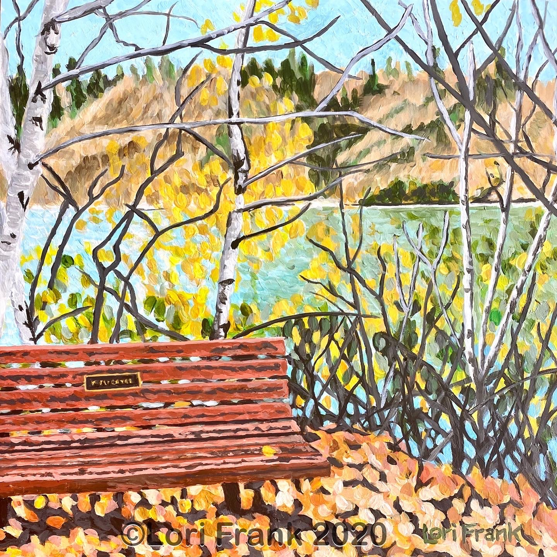 Rivers Edge, Trailblazing Series, Edmonton river valley