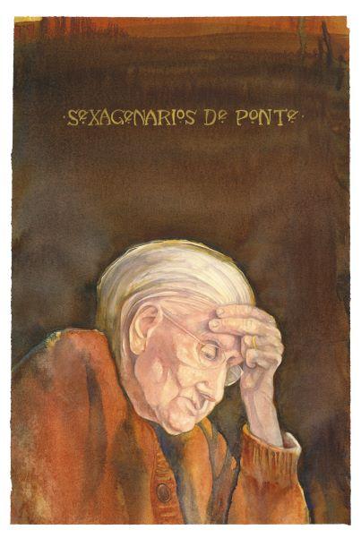 Sextegenarius: Throw the Sixty-year-olds off the bridge