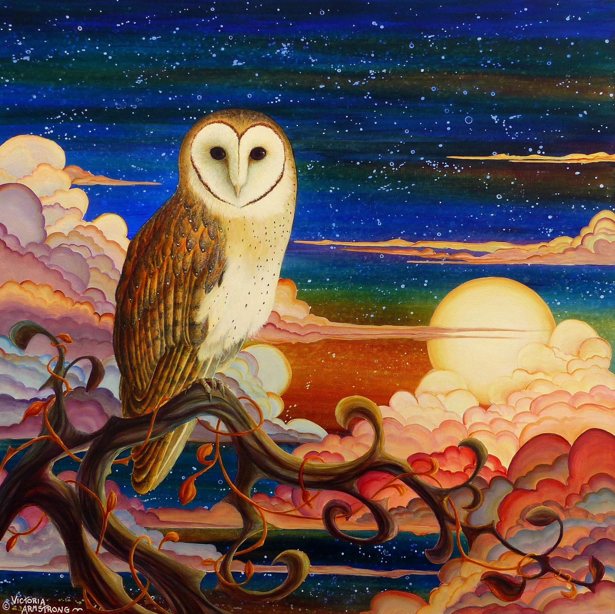 Owl's Vigil II