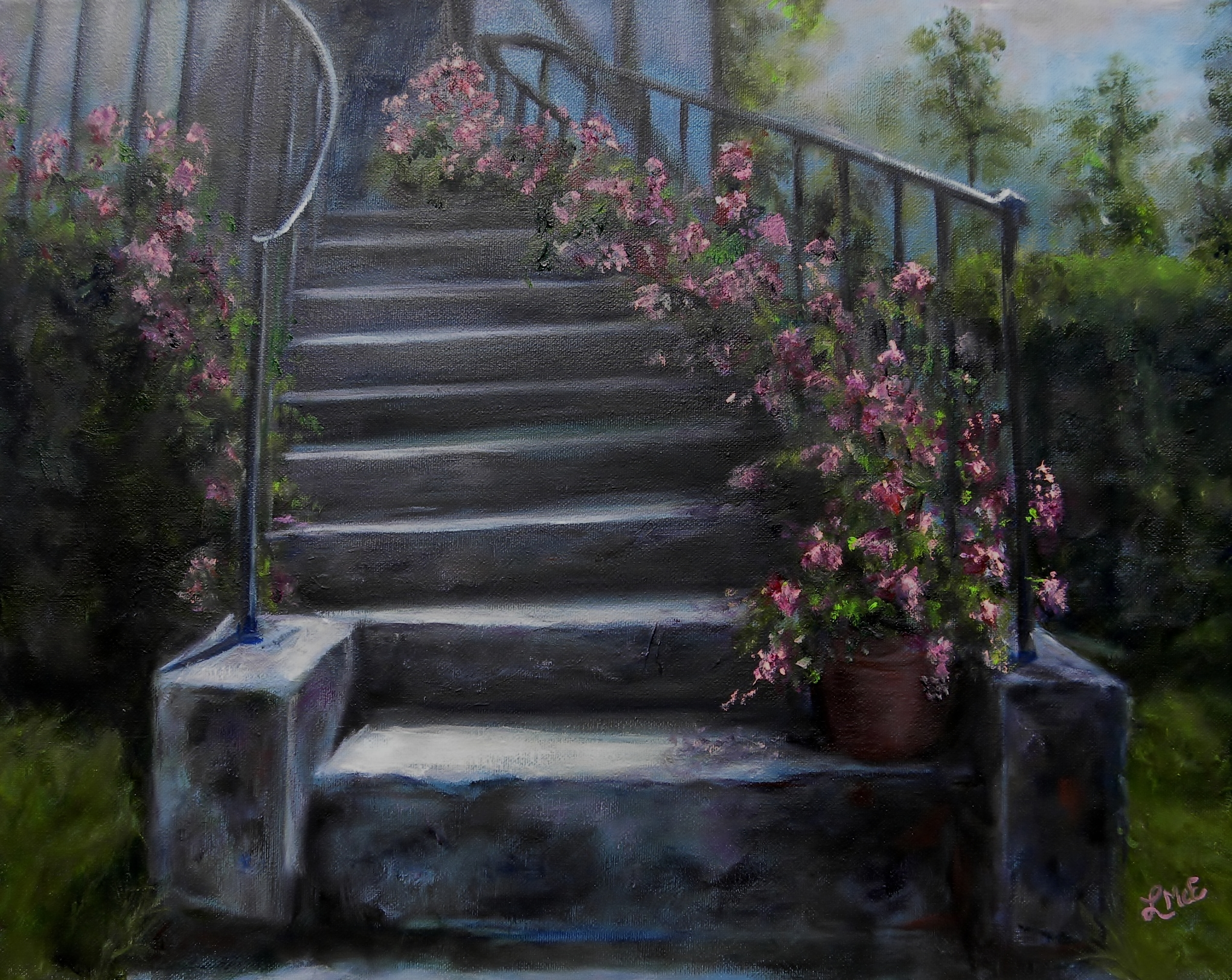 Marie's Stairway