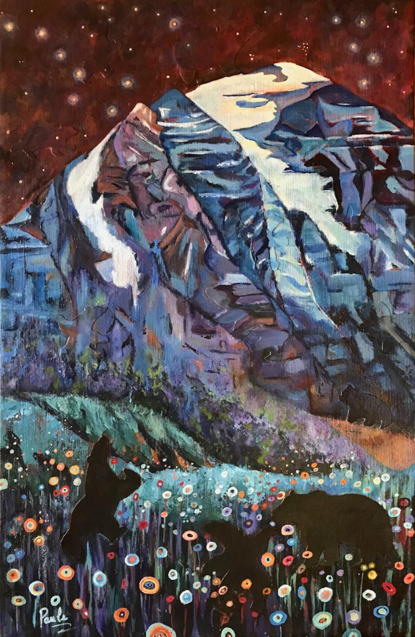 Night on the Bear Mountain