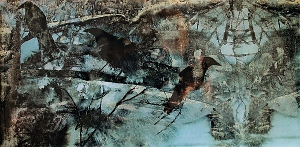 Waiting in Winter (Sold)