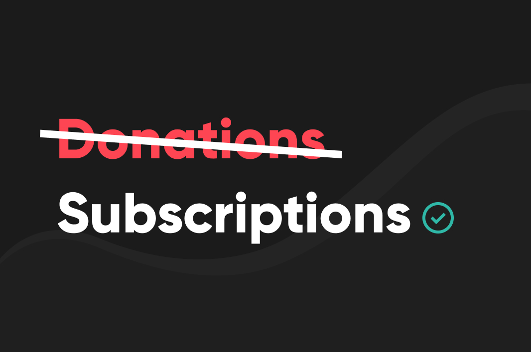 The Patreon Alternative for Video Creators: Subscription Video on Special