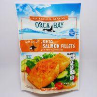 美國Orca Bay野生三文魚柳(急凍 10 oz)2-3件 真空處理
