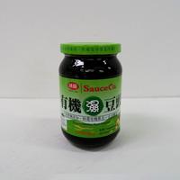 台灣 味榮有機濕豆豉400g