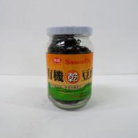 台灣 味榮有機乾豆豉200g