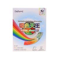 DoDoME 吸色天王(42片)洗衣防染吸色紙