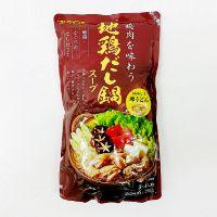 日式地雞肉火鍋湯底