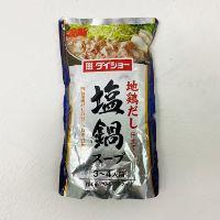 日式雞汁鹽鍋湯底
