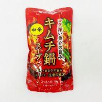 日式韓式中辛泡菜湯底