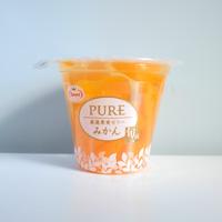 日本PURE果肉啫喱-蜜柑味