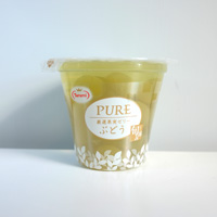 日本PURE果肉啫喱-青提子味