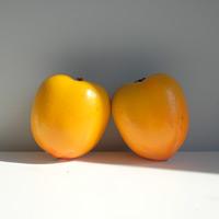 西班牙大甜柿2個
