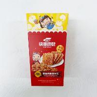 台灣直送 快車肉乾 x 星球工坊 - 快⾞⾹脆⾁紙爆谷