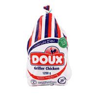 法國DOUX無激素春雞