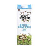 【英國】有機全脂奶