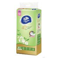 維達 4D 立體壓花綠茶袋裝面紙(5包裝)