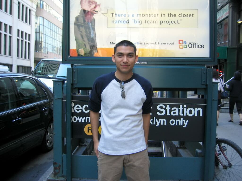 Adonis Salazar - New York City