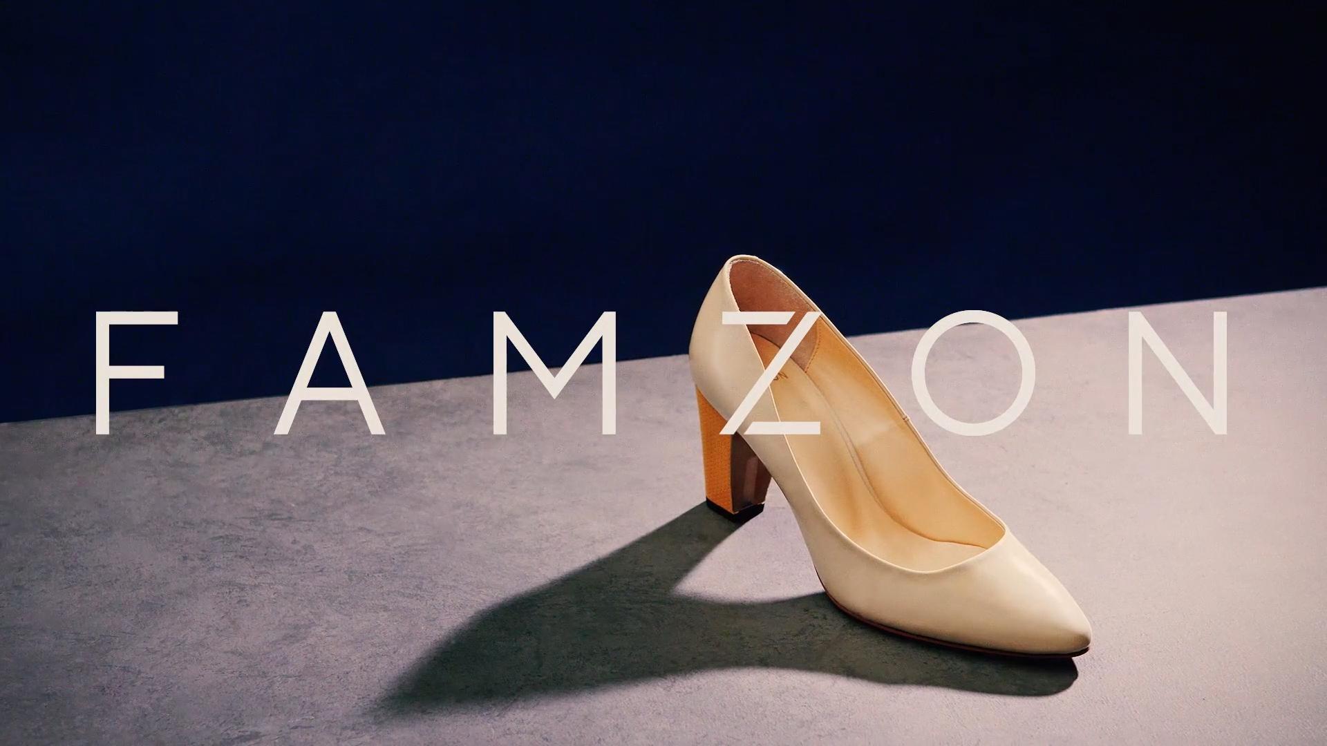 FAMZON/HEEL WEAR ブランドムービー