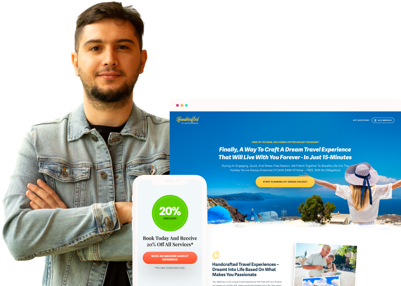 World-Class Web Design That Takes Your Business To The Next Level