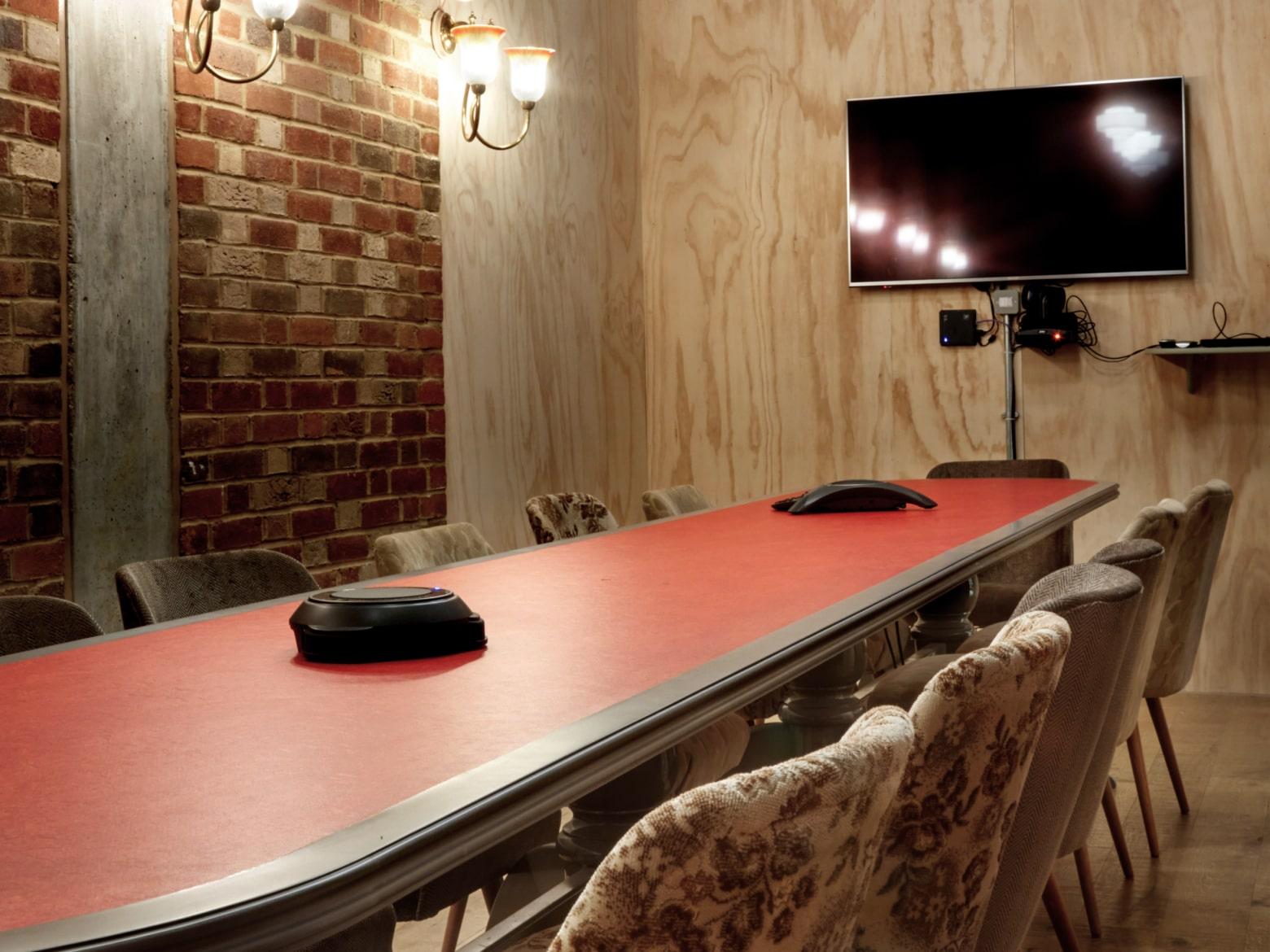 Large board room