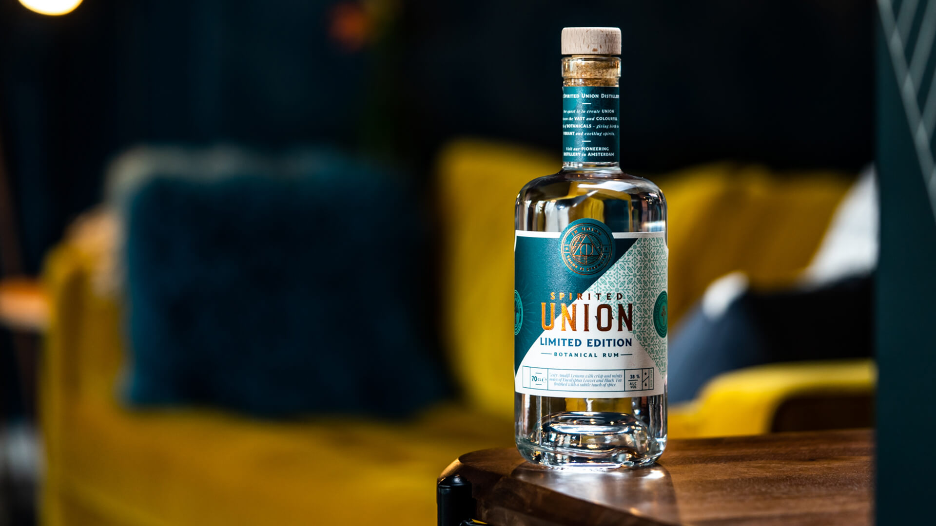 Spirited Union Distillery offer Limited Edition personalised labels designed by Mutiny Agency. Branding and label design, Packaging Design, Iconography, Logo and illustrations created by Mutiny Agency.
