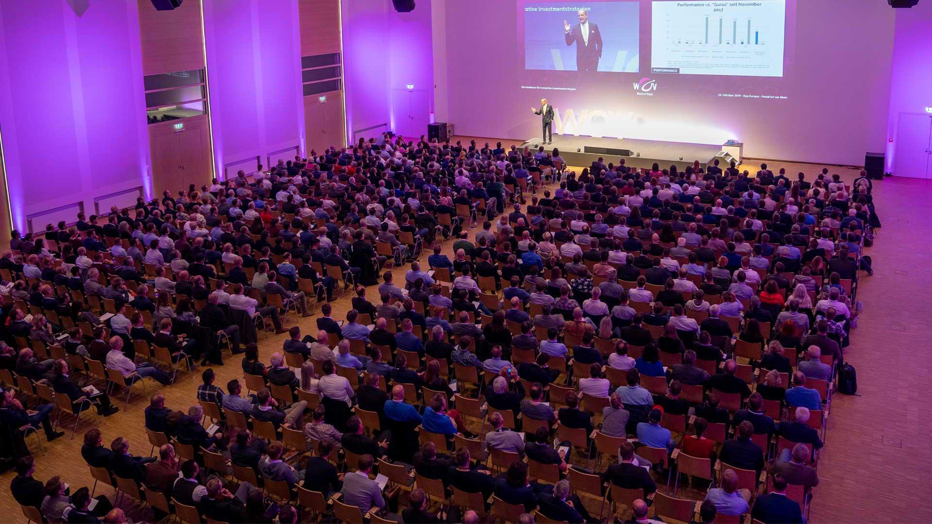 World of Value Investmentkonferenz