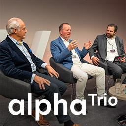alphaTrio auf der World of Value 2021