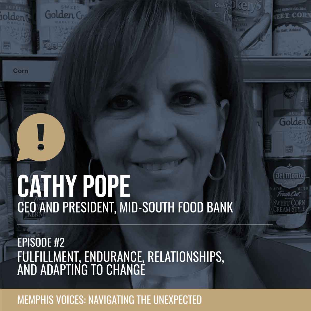 Cathy Pope | Fulfillment, Endurance, Relationships, and Adapting to Change