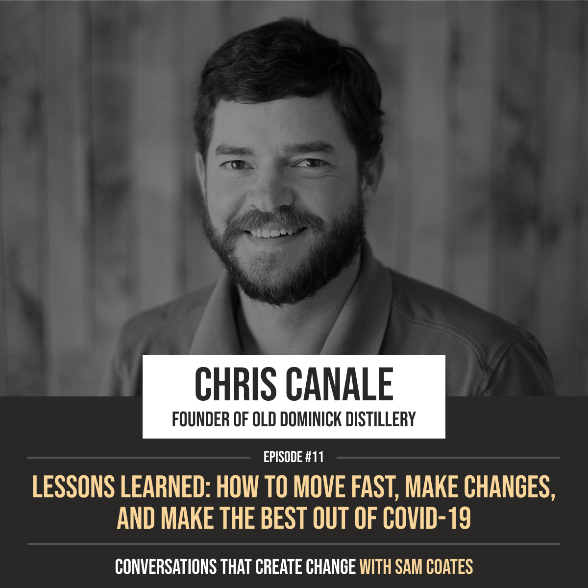 Chris Canale | Lessons Learned: How to Move Fast, Make Changes, 